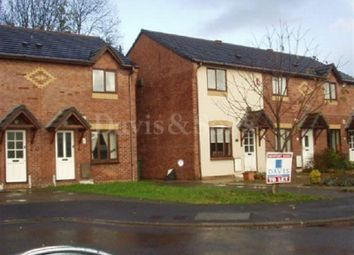 Thumbnail 2 bed semi-detached house to rent in Forge Mews, Bassaleg, Newport, Newport.