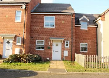 Thumbnail 2 bed terraced house for sale in Mallory Drive, Yaxley, Peterborough