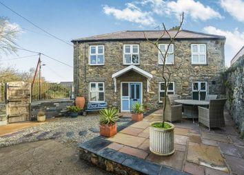 Thumbnail 3 bed detached house for sale in Lon Isaf, Morfa Nefyn, Pwllheli, Gwynedd