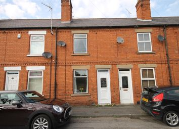 Thumbnail 3 bed terraced house for sale in Albert Avenue, Balderton, Newark, Nottinghamshire.