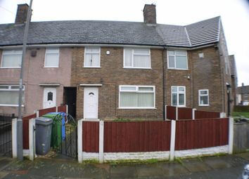 Thumbnail 3 bed terraced house to rent in Lovel Road, Speke, Liverpool