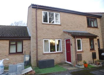 Thumbnail 2 bedroom end terrace house for sale in Gables Close, Meldreth, Royston
