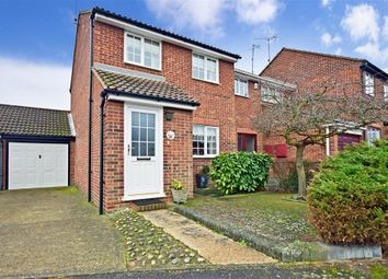 Thumbnail 3 bed end terrace house for sale in Artillery Row, Gravesend, Kent