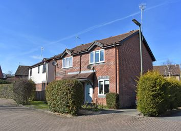 Thumbnail 2 bed semi-detached house for sale in Lammas Close, Godalming