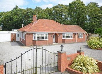Thumbnail 4 bed bungalow for sale in Wheldrake Lane, Crockey Hill, York