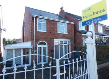 Thumbnail 3 bed detached house for sale in Racecourse Road, Mansfield, Nottinghamshire