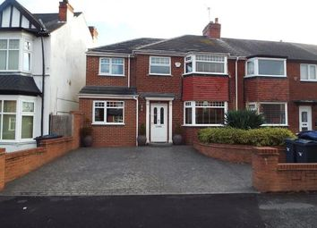 Thumbnail 4 bed semi-detached house for sale in Taylor Road, Kings Heath, Birmingham, West Midlands