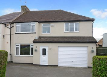 Thumbnail 4 bed semi-detached house for sale in London Road, Staines