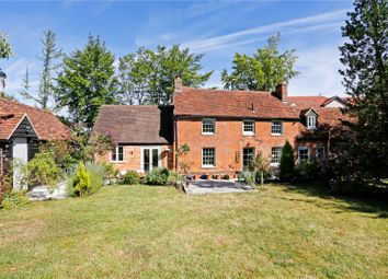 Thumbnail 4 bed semi-detached house for sale in The Row, Lane End, Buckinghamshire