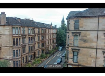 Thumbnail 5 bedroom flat to rent in Hillhead Street, Glasgow