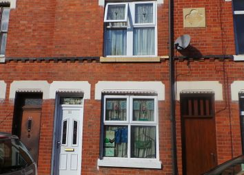 Thumbnail 3 bedroom terraced house for sale in Laurel Road, Leicester