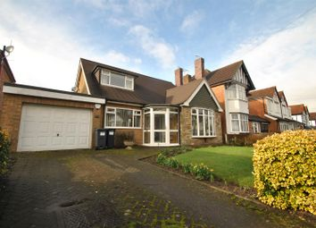 Thumbnail 4 bed detached bungalow for sale in Brandwood Road, Kings Heath, Birmingham