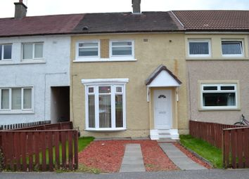 Thumbnail 2 bed terraced house for sale in Laburnum Road, Viewpark, Uddingston