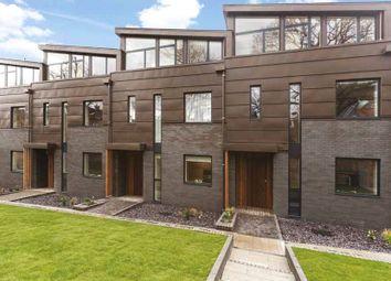 Thumbnail 4 bed terraced house for sale in Church Walk, Stoke Newington, London