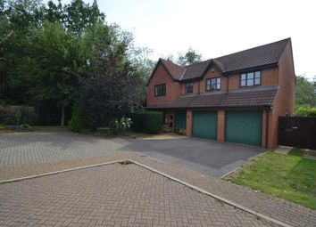 Thumbnail 5 bed detached house to rent in Garland Court, Crownhill, Milton Keynes, Buckinghamshire