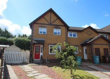 Thumbnail 3 bed end terrace house for sale in Campsie View, Kildrum, Cumbernauld, North Lanarkshire