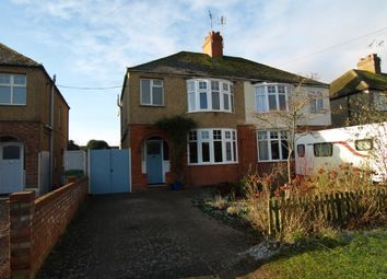 Thumbnail 3 bed semi-detached house for sale in Willen Road, Newport Pagnell, Buckinghamshire