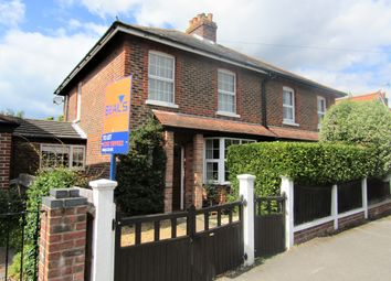 Thumbnail 3 bed semi-detached house to rent in Oval Gardens, Gosport