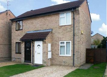 Thumbnail 1 bedroom semi-detached house to rent in Squires Gate, Gunthorpe, Peterborough