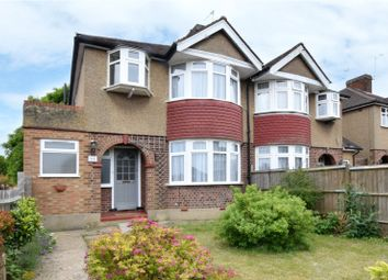 Thumbnail 3 bed semi-detached house for sale in Meadow Road, Garston, Hertfordshire