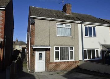 Thumbnail 2 bed semi-detached house for sale in Ley Gardens, Alfreton