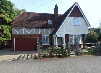 Thumbnail 3 bed detached house for sale in Horton Lane, Epsom