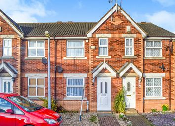 Thumbnail 2 bedroom terraced house for sale in Ballantyne Close, Hull