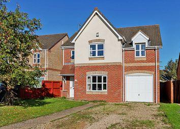 4 bed detached house for sale in Oakwood Park, Moulton Seas End, Spalding, Lincolnshire PE12