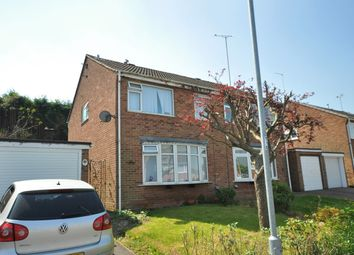 Thumbnail 3 bed semi-detached house for sale in Beaconsfield Road, Burton-On-Trent