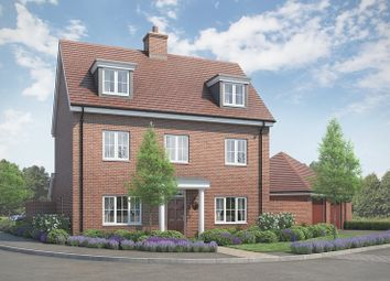 Thumbnail 5 bed detached house for sale in Beaulieu Chase, Centenary Way, Off White Hart Lane, Chelmsford, Essex