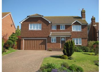 Thumbnail 5 bed detached house for sale in Duchess Drive, Seaford