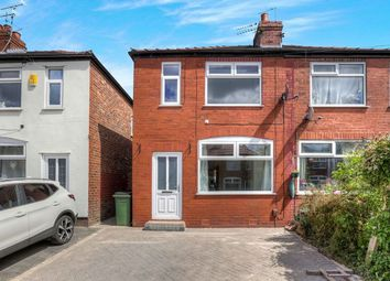 Thumbnail 2 bedroom semi-detached house to rent in Clovelly Road, Stockport