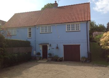 Thumbnail 3 bed detached house for sale in James Roberts Court, The Street, Wenhaston, Halesworth