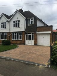 Thumbnail 3 bed semi-detached house to rent in Westone Avenue, Northampton, Northamptonshire