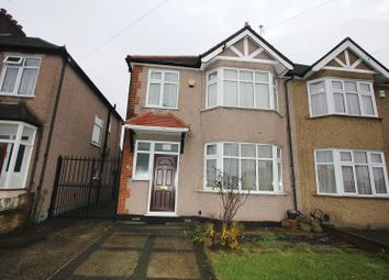 Thumbnail 3 bed semi-detached house for sale in Deans Lane, Edgware, Greater London.