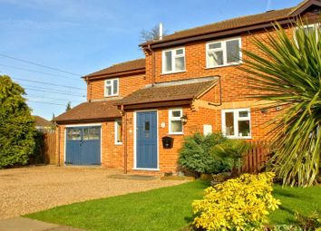 Thumbnail 4 bed end terrace house for sale in Averil Court, Taplow, Maidenhead