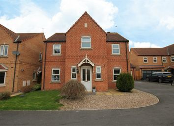 Thumbnail 4 bedroom detached house for sale in Olive Grove, Goole, East Riding Of Yorkshire