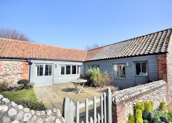 Thumbnail 2 bed barn conversion to rent in Langham Road, Morston, Holt