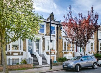 Thumbnail 4 bedroom terraced house for sale in Leconfield Road, London