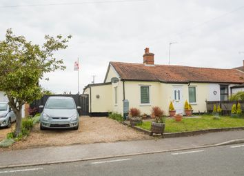 Thumbnail 2 bed semi-detached bungalow for sale in Water Lane, Steeple Bumpstead, Haverhill