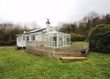 Thumbnail 2 bed detached bungalow to rent in Cefn Road, Cilcain, Flintshire