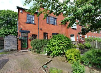 Thumbnail 4 bed semi-detached house for sale in Rectory Lane, Prestwich, Manchester