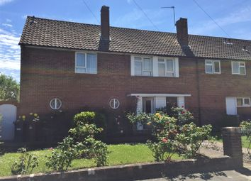 Thumbnail 3 bed end terrace house for sale in Ringway, Norwood Green/Southall Borders