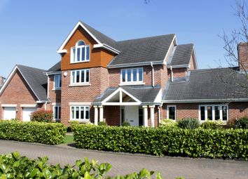 Thumbnail 7 bed property for sale in Hampstead Drive, Weston, Crewe