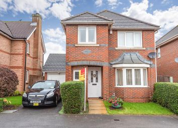 Thumbnail 3 bed detached house for sale in Swindon, Wiltshire