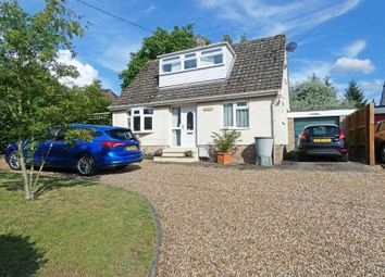 Thumbnail 3 bed detached house for sale in Low Street, Bardwell, Bury St Edmunds
