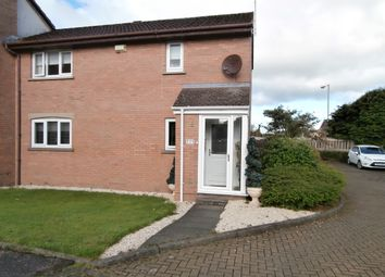 Thumbnail 2 bed semi-detached house for sale in Miklehouse Road, Springhill Farm