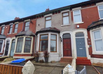 Thumbnail 3 bed terraced house for sale in Beech Avenue, Blackpool