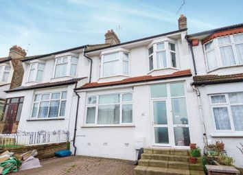 Thumbnail 4 bed terraced house for sale in Evesham Road, London