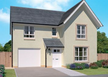 "Thumbnail 4 bedroom detached house for sale in ""Dunbar"" at Kirkton North, Livingston"